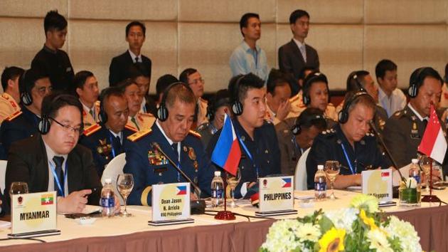 Diễn đàn Cảnh sát giao thông ASEAN lần thứ nhất khai mạc tại Hà Nội 1