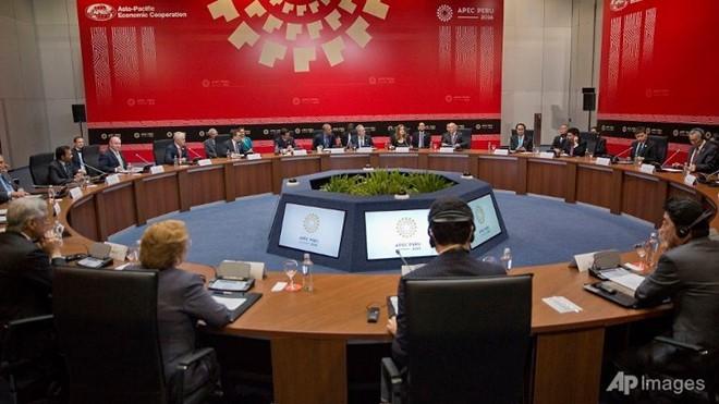 Lãnh đạo thành viên thúc đẩy ký kết TPP2 2