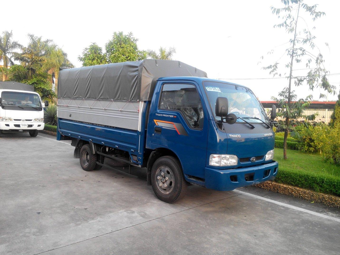 2 lựa chọn tốt nhất giúp bạn mua xe tải với giá 100 triệu 1
