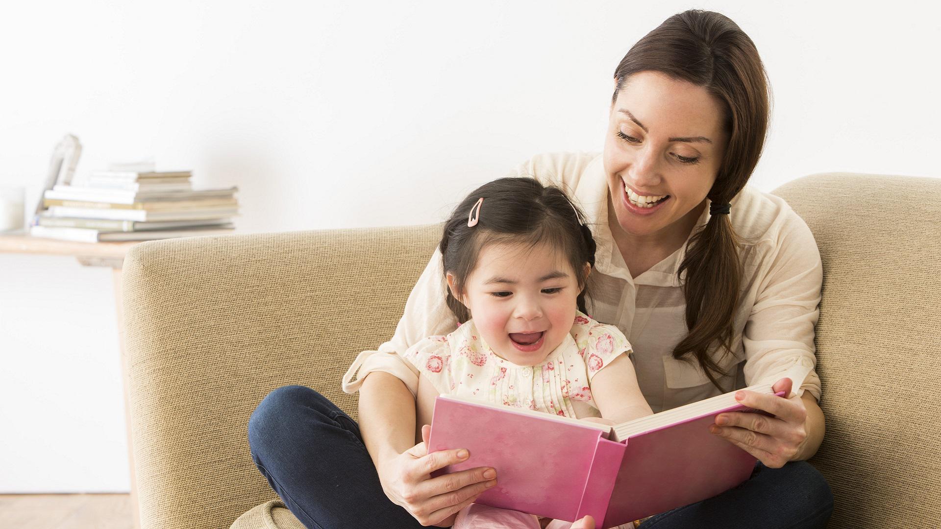 3 cách truyền cảm hứng và thói quen đọc cho con. 1