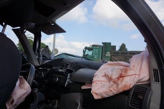 Xe đi đám cưới gặp nạn, 8 người thương vong ở Thanh Hóa 1