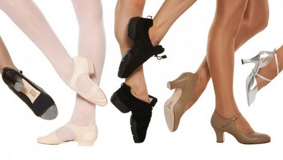 4 cách chọn giày khiêu vũ tốt nâng cao hiệu quả luyện tập    1