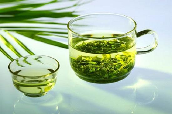 Cách giảm mỡ bụng bằng trà xanh cực hiệu quả 2