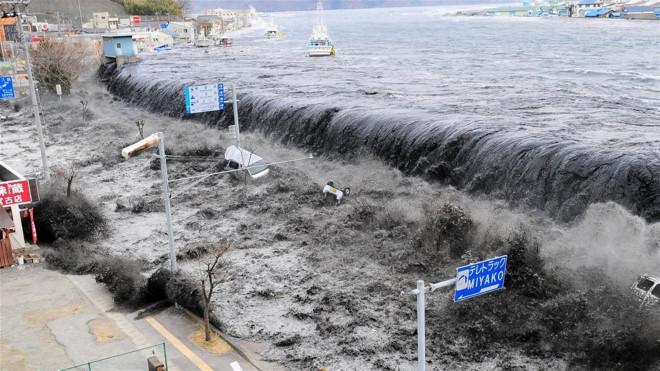 Nhật Bản tiếp tục hứng dư chấn động đất mạnh 5,7 độ Richter 1