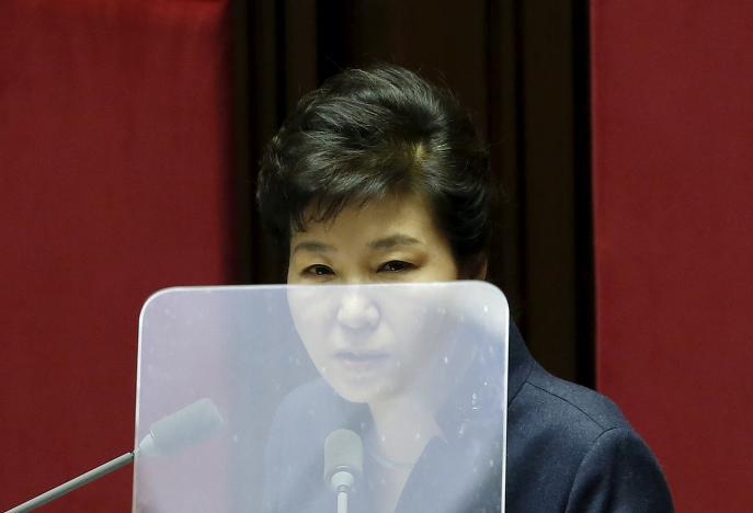 Hàn Quốc và những khoảng trống quyền lực hiện tại 1