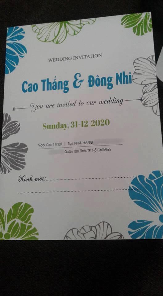 Thực hư đám cưới được mong chờ nhất showbiz của Đông Nhi - Ông Cao Thắng 1