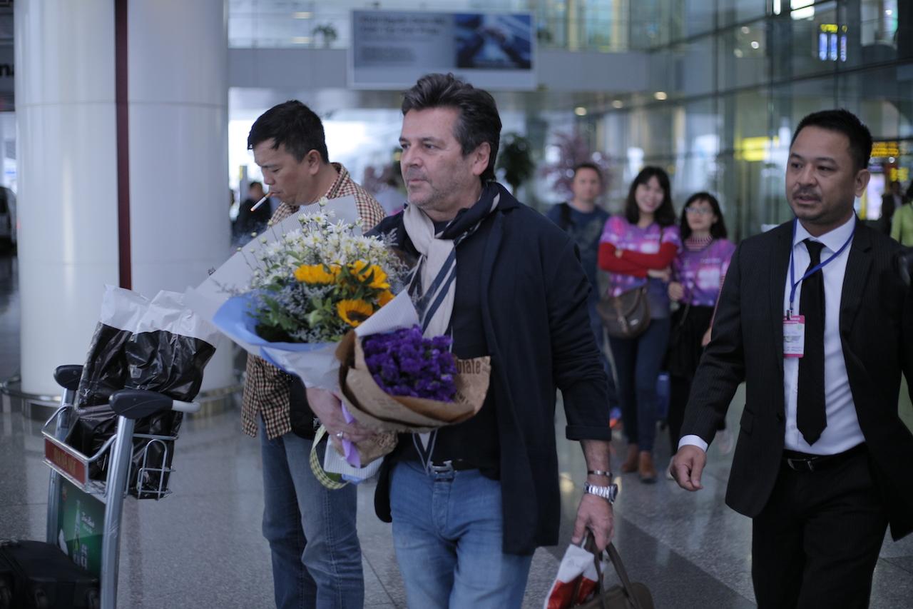 Thomas Anders của Modern Talking đã có mặt tại Hà Nội 8