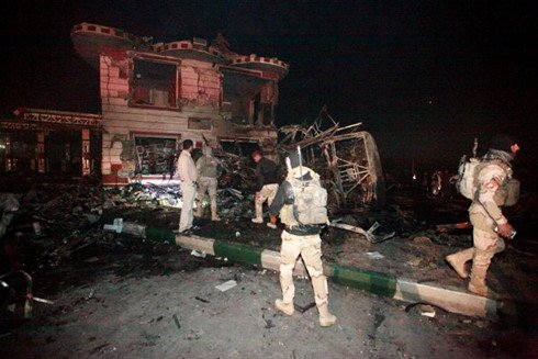 Iraq: IS đánh bom liều chết tại trạm xăng làm 80 người chết 1