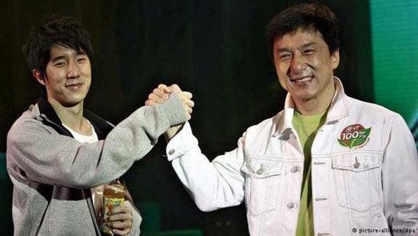 Thành Long xác nhận chuyển tài sản cho con trai nghiện ma túy 2