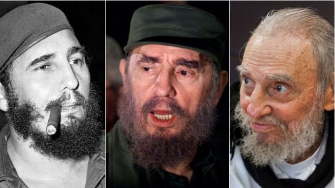 Nhà cách mạng Cuba Fidel Castro qua đời ở tuổi 90 1
