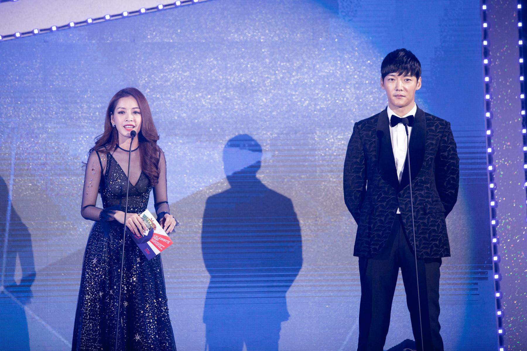 Chi Pu nghẹn lời khi phim tiền tỷ thắng giải WebTV Asia 2016 5