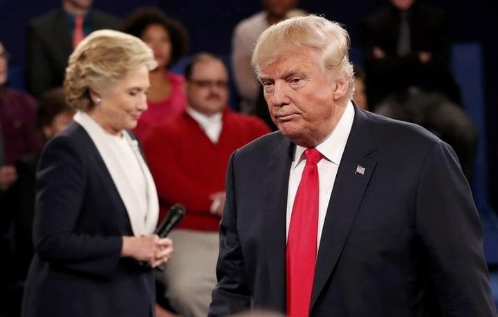 Tổng thống đắc cử Trump chỉ trích Clinton vì không chịu nhận thua cuộc 1