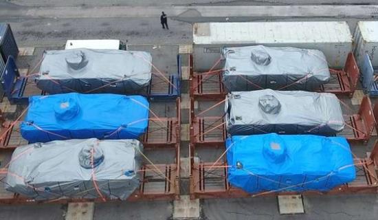 Trung Quốc cảnh báo Singapore sau vụ 9 xe bọc thép bị bắt giữ 1