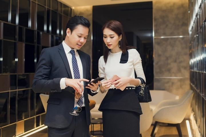 Clip Đặng Thu Thảo và bạn trai Trung Tín
