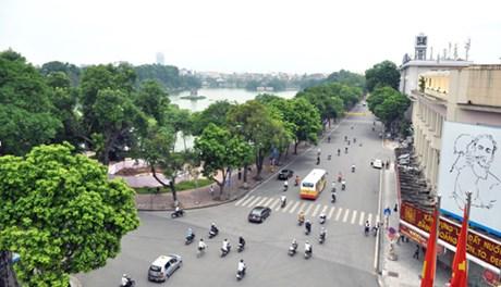 Hình ảnh Tăng nhanh chóng mặt, phố đi bộ Hà Nội có giá 1,4 tỷ đồng mỗi m2 số 1