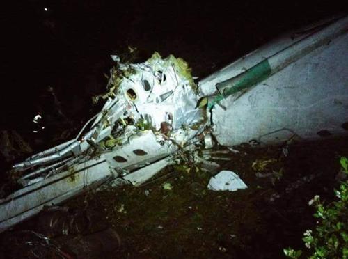 Rơi máy bay chở đội bóng Brazil: Cảnh sát xác nhận 76 người thiệt mạng 4