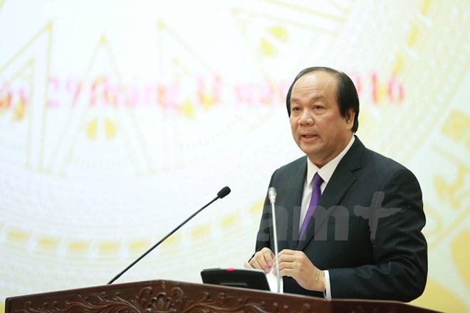 Bộ trưởng Mai Tiến Dũng lên tiếng vụ ông Nguyễn Minh Mẫn đuổi báo chí 1