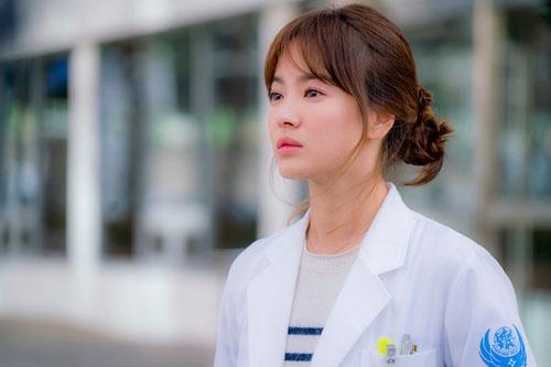 Ngắm vẻ đẹp bất chấp thời gian của Song Hye Kyo 10