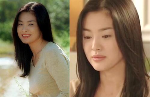 Ngắm vẻ đẹp bất chấp thời gian của Song Hye Kyo 5