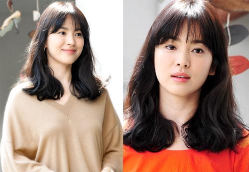 Ngắm vẻ đẹp bất chấp thời gian của Song Hye Kyo 8