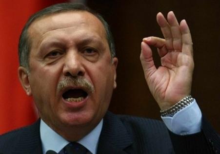 Tổng thống Thổ Nhĩ Kỳ tuyên bố vào Syria chỉ để lật đổ Assad 1