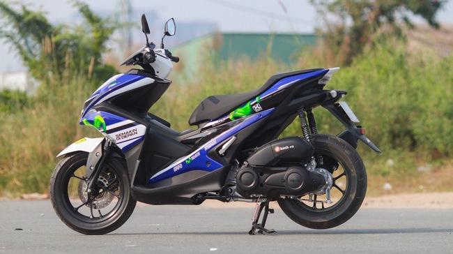 Lộ giá bán Yamaha NVX 155 rẻ ngoài dự kiến 2