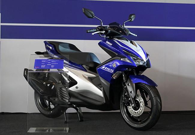 Lộ giá bán Yamaha NVX 155 rẻ ngoài dự kiến 1