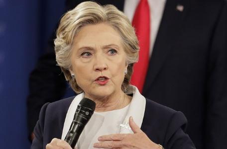 Bà Clinton lần đầu lên tiếng về việc kiểm lại phiếu 1
