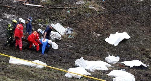 Đoạn ghi âm tiết lộ nguyên nhân rơi máy bay chở đội bóng Brazil  3