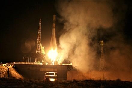 Tàu vũ trụ Nga nổ tung khi vừa rời bệ phóng 2