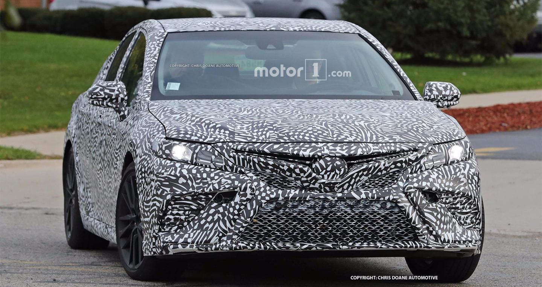 Toyota Camry 2018 chốt thời điểm ra mắt 2