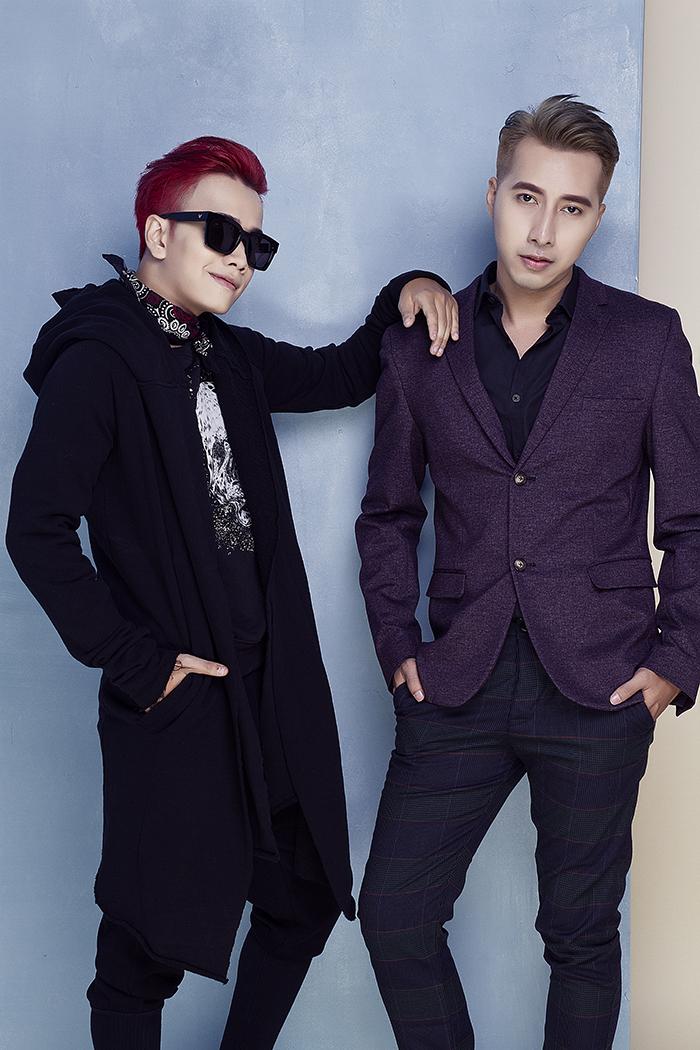 """Only C và Lou Hoàng sẽ tái ngộ khán giả Việt trong đêm đại nhạc hội """"đỉnh"""" nhất tháng 12 5"""