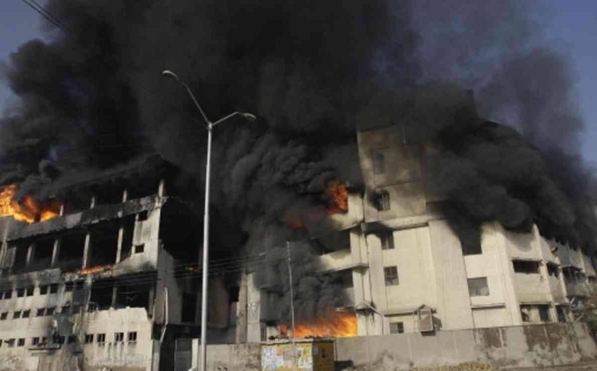 Bắt giữ nghi phạm gây ra vụ hỏa hoạn thiêu chết 255 người 1