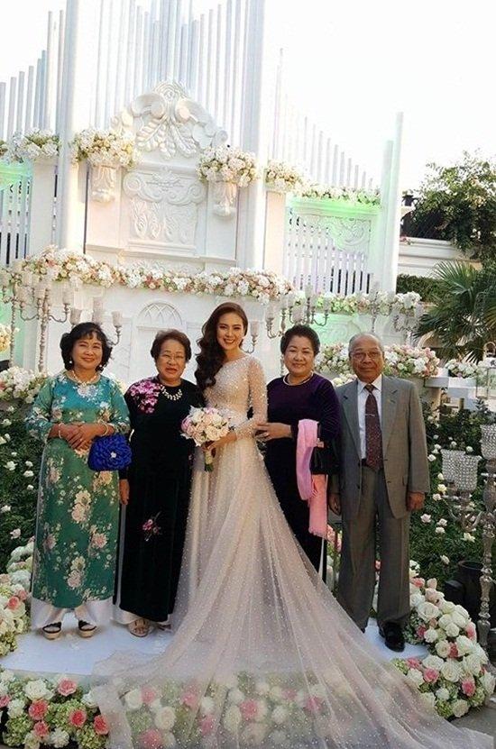 Toàn cảnh đám cưới xa hoa bậc nhất Hà Thành của MC Mai Ngọc 3