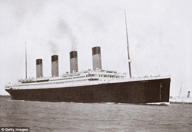 Những hình ảnh đầu tiên về Titanic phiên bản Trung Quốc 1