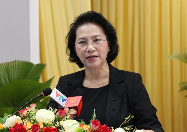 Chủ tịch Quốc hội trả lời cử tri về vụ Trịnh Xuân Thanh 1