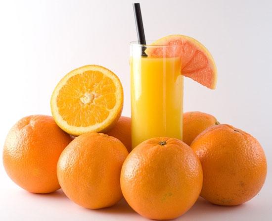 7 lợi ích bất ngờ của nước cam ít người biết 1