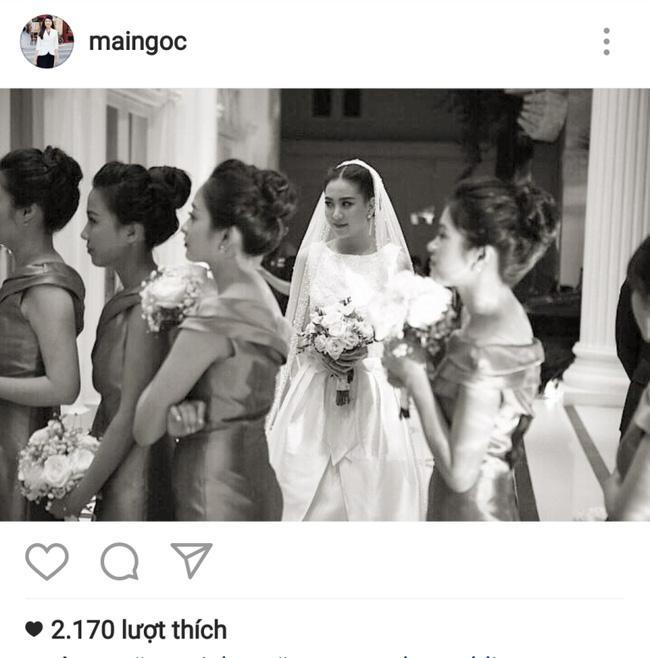 MC Mai Ngọc tung loạt ảnh hậu trường và clip lễ cưới siêu lung linh 15