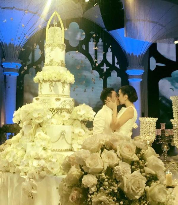 MC Mai Ngọc tung loạt ảnh hậu trường và clip lễ cưới siêu lung linh 2