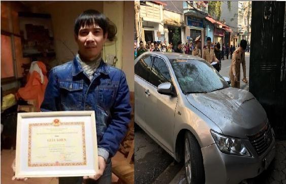"""Lái xe Camry """"điên"""" đâm chết 3 người ở Hà Nội chuẩn bị hầu tòa 1"""