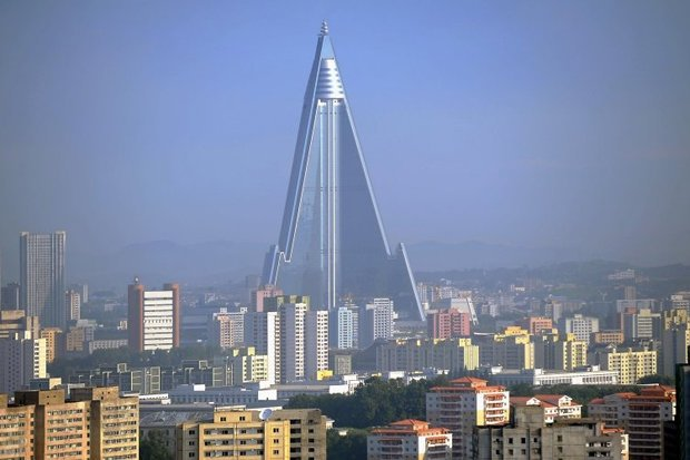 Khách sạn biểu tượng quyền lực của Kim Jong-un 1