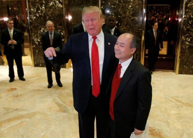 Donald Trump kêu gọi thành công 50 tỷ USD cho start-up Mỹ 1