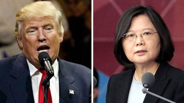 Đài Loan bị nghi chi 140.000 USD để sắp xếp cuộc điện đàm với Trump 1