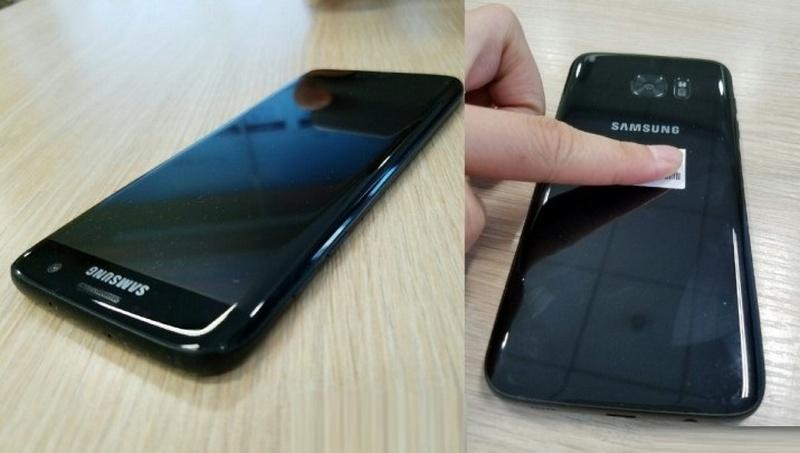 Galaxy S7 Edge màu đen bóng sẽ ra mắt vào ngày 9/12 tới 1