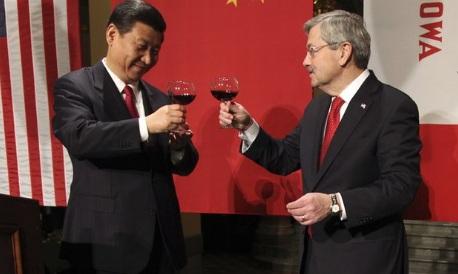 Trump chọn 'bạn cũ' của Tập Cận Bình làm đại sứ tại Trung Quốc 1