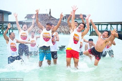 Hình ảnh Võ sư chịu chơi chi gần 11 tỷ đồng cho nhân viên đi Maldives số 3