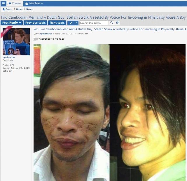 Vụ hành hạ trẻ em ở Campuchia: Gương mặt nghi can người Việt gây tranh cãi  1