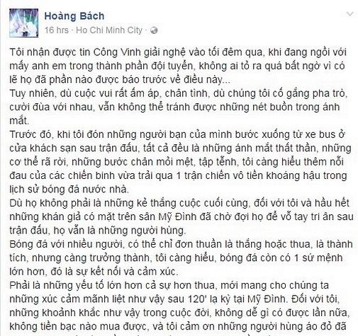Nhiều nghệ sĩ Việt lên tiếng bênh vực vợ chồng Công Vinh - Thuỷ Tiên 6