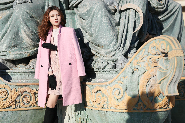 Giải trí - Vừa trở về từ Pháp, hoa hậu Ngọc Duyên đóng vai chính phim điện ảnh kinh dị