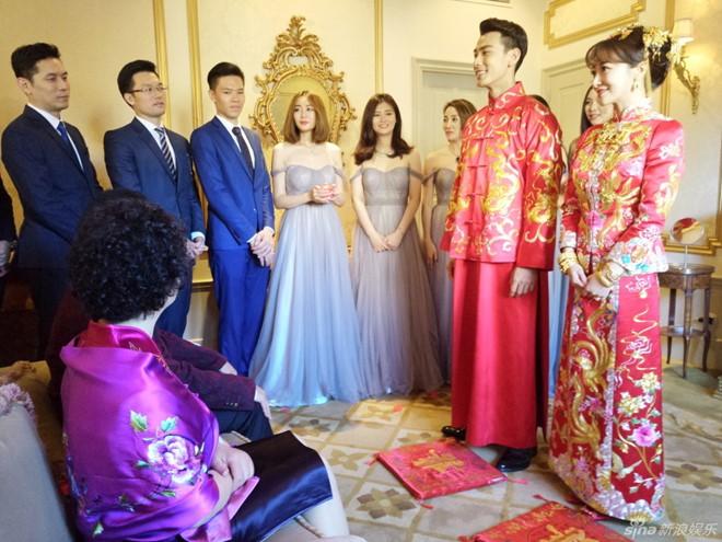 Đám cưới dát vàng của mỹ nhân U40 phim